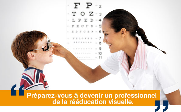 comment devenir orthoptiste