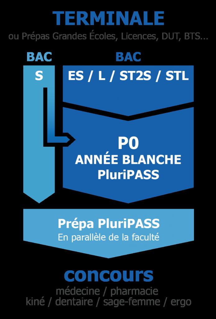 Schéma P0 PluriPASS
